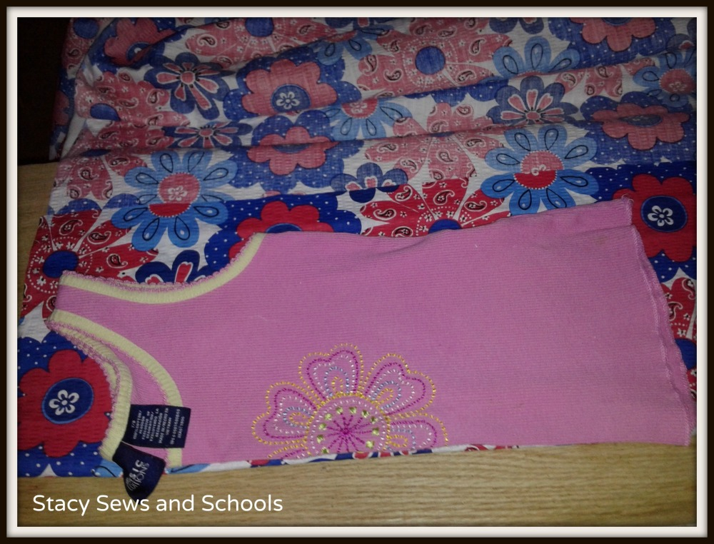 Red White and Blue Dress Tutorial and a Possessed Sewing Machine (4/6)