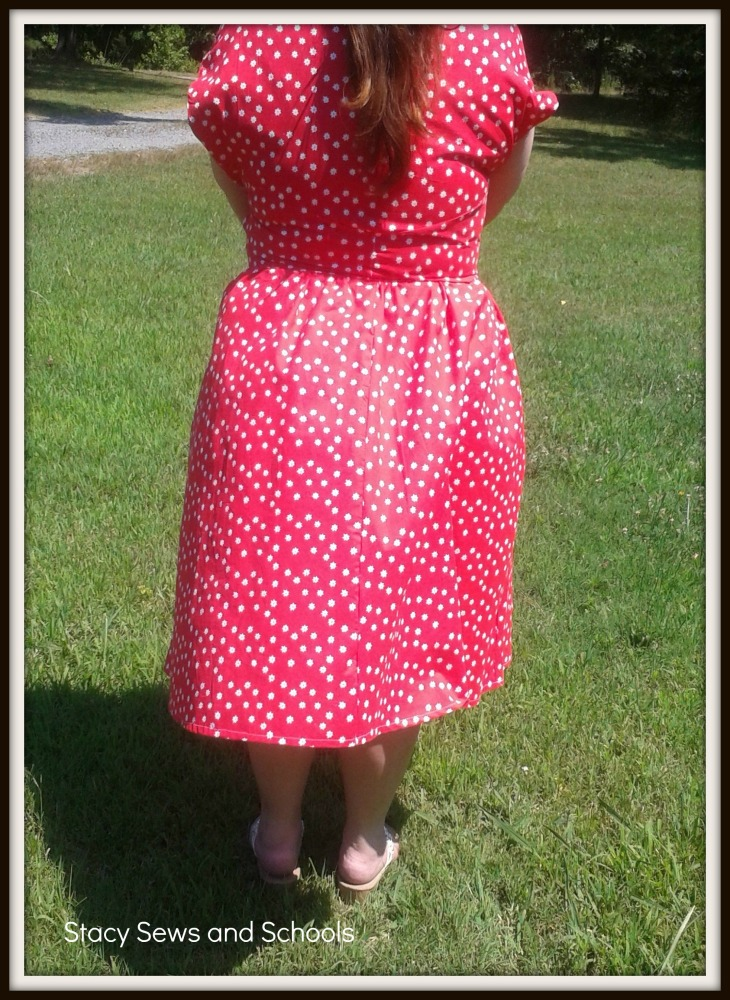 Retro Butterick '47 Is DONE!!!! (2/3)