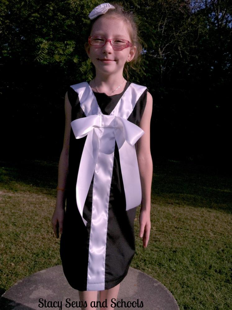 My Homage to an Oscar Dress (3/5)