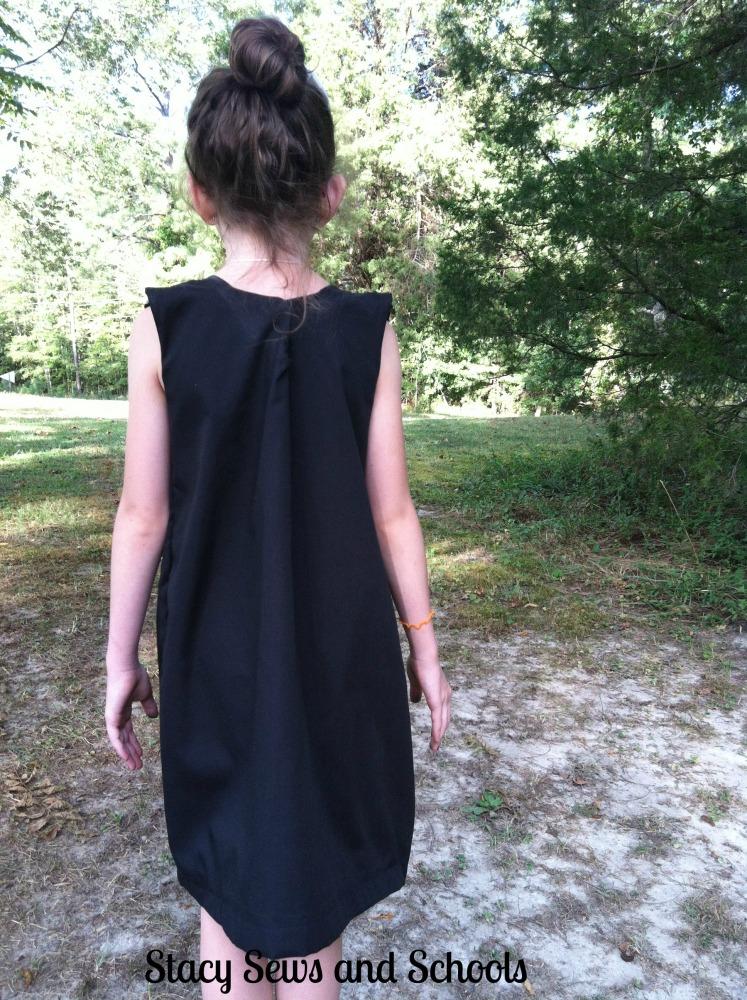 My Homage to an Oscar Dress (5/5)