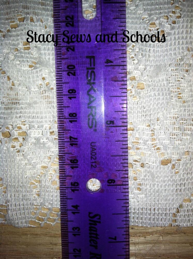 The Hocus Pocus Skirt Tutorial (5/6)