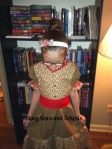 Gingerbread  Dress 0114