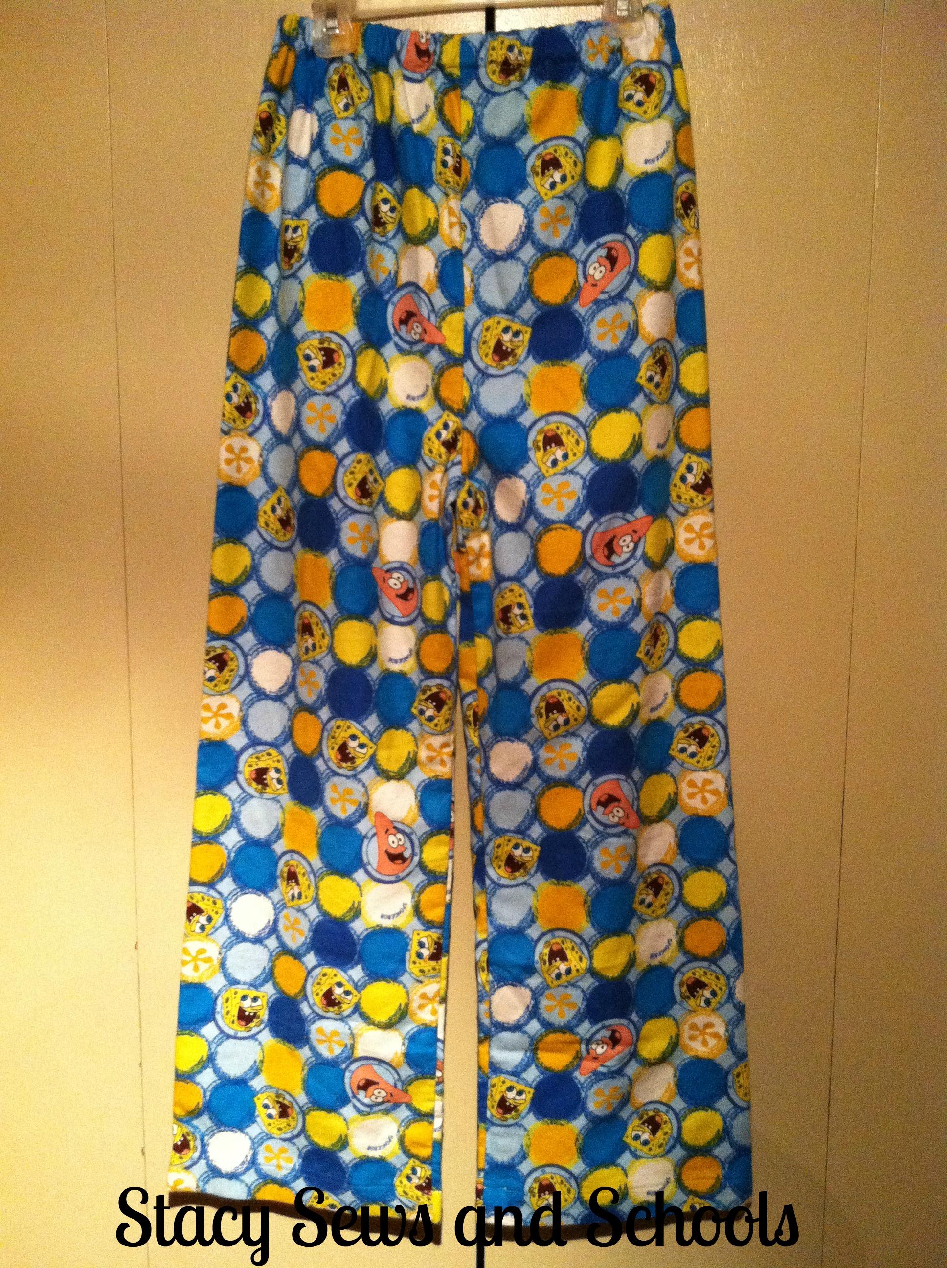 pajamas 002