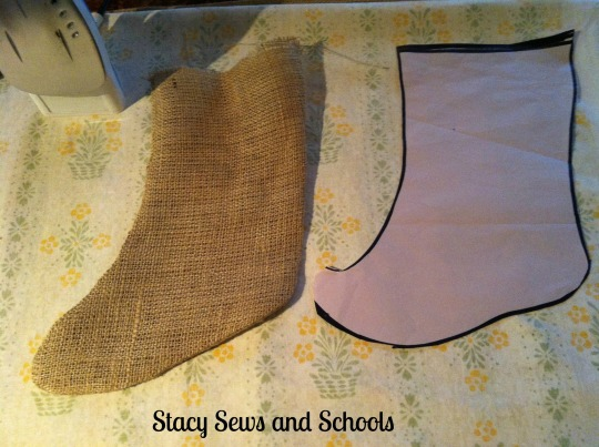 Sew or No Sew Stockings 004