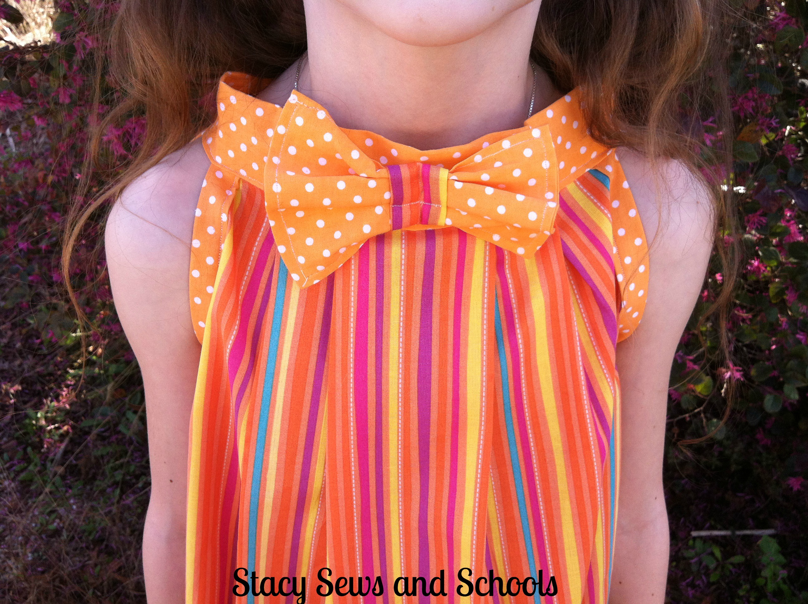 Orange Crush Dress 2