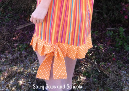 Orange Crush Dress 3