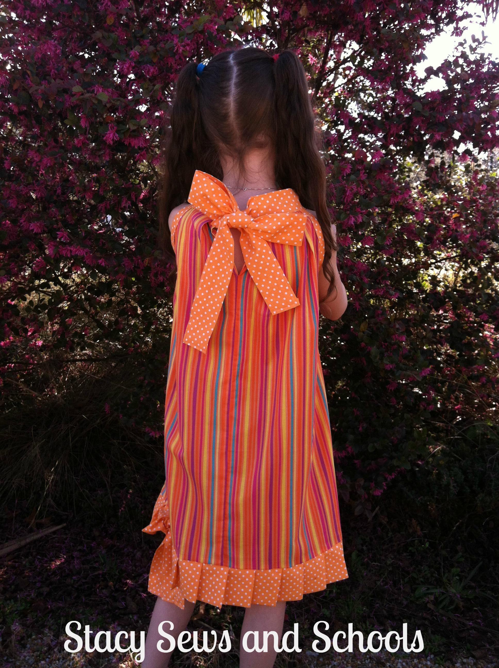 Orange Crush Dress 4