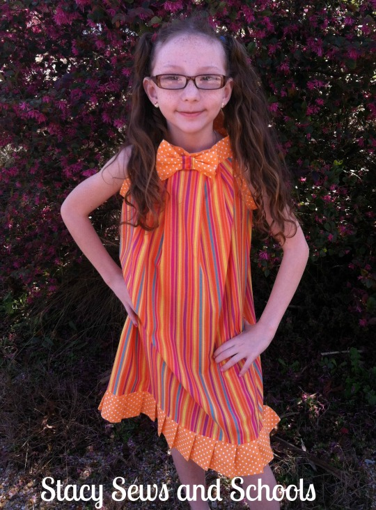 Orange Crush Dress 5