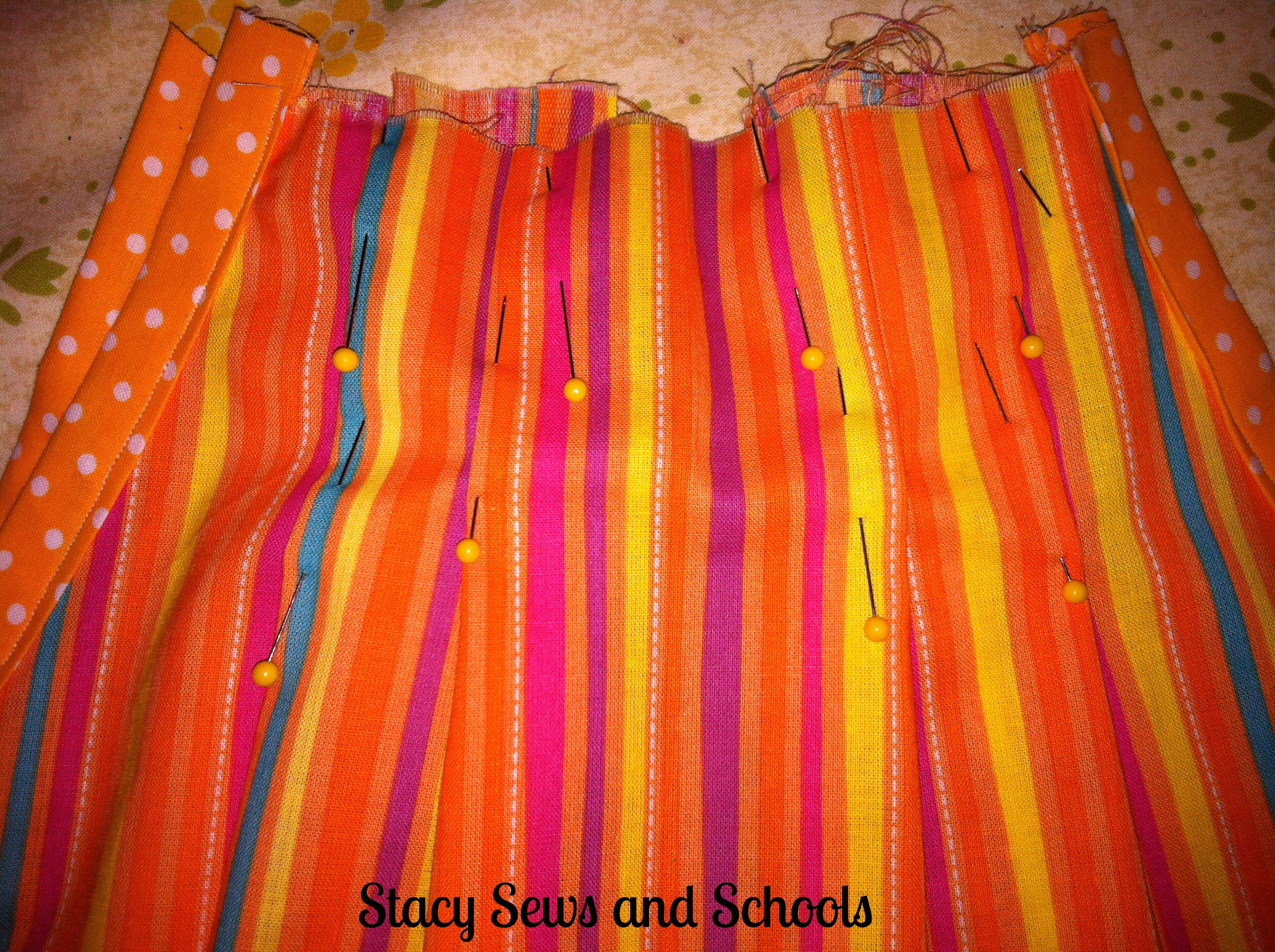 Orange Crush Dress 6