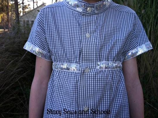 Men's Shirt Refashion 020