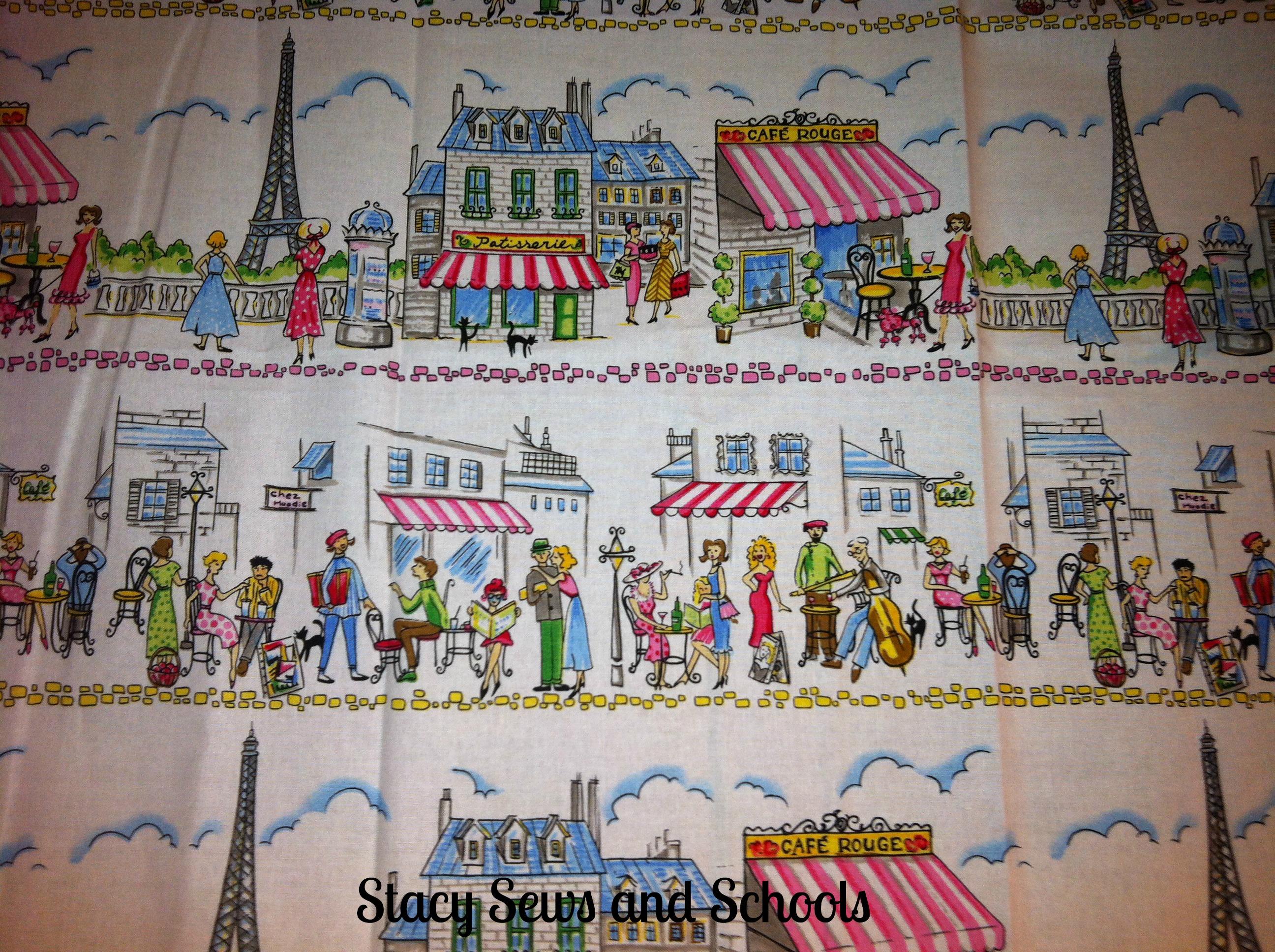New Fabric - Paris