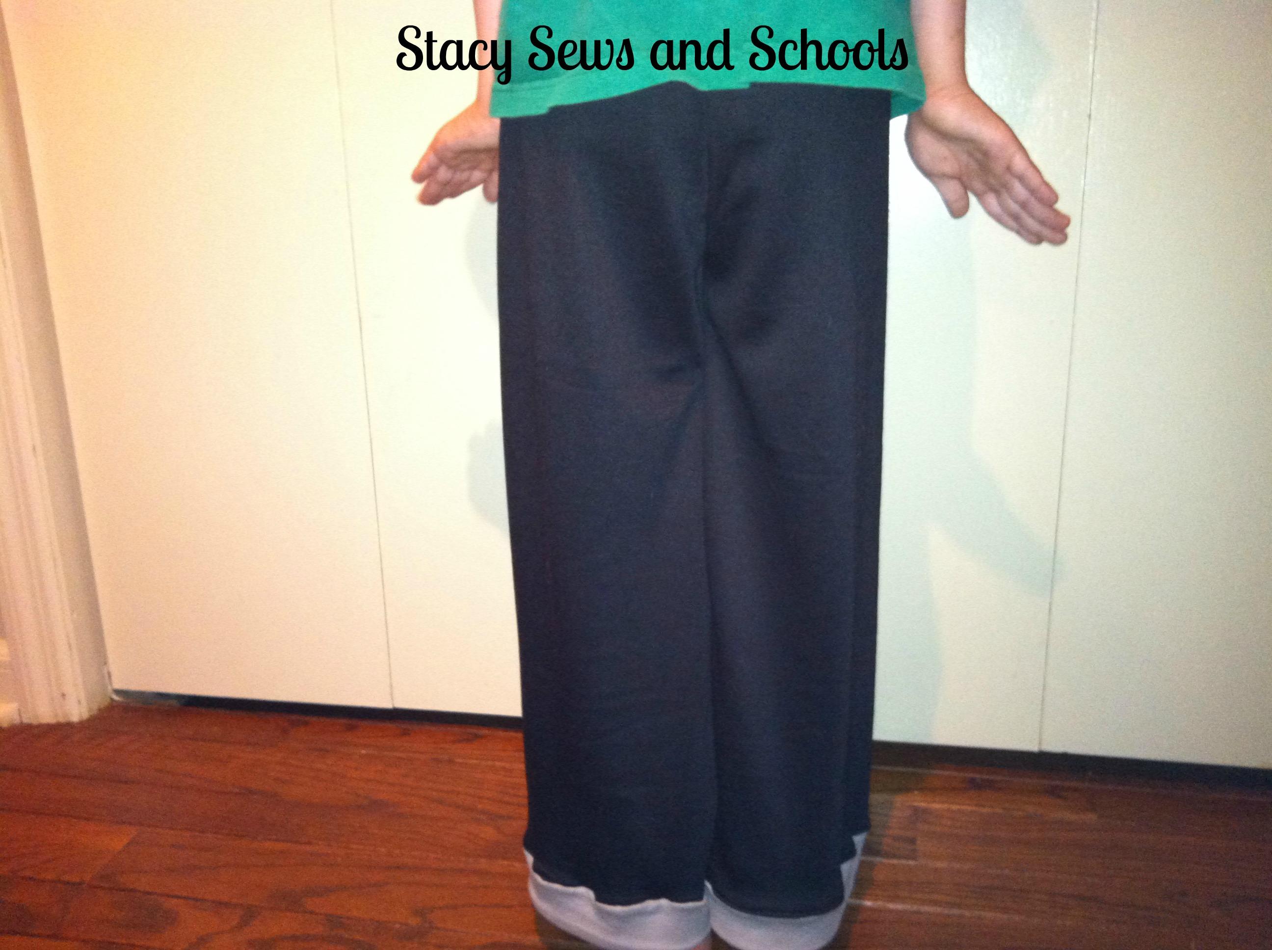 pattern test pants 008