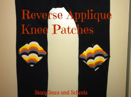 Reverse Applique Knee Patches 034