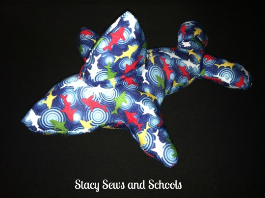 Sharky Stuffed Toy 14