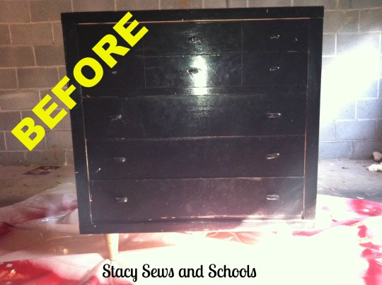 Chest of drawers redo 003