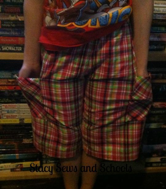 Colin's Shorts 012