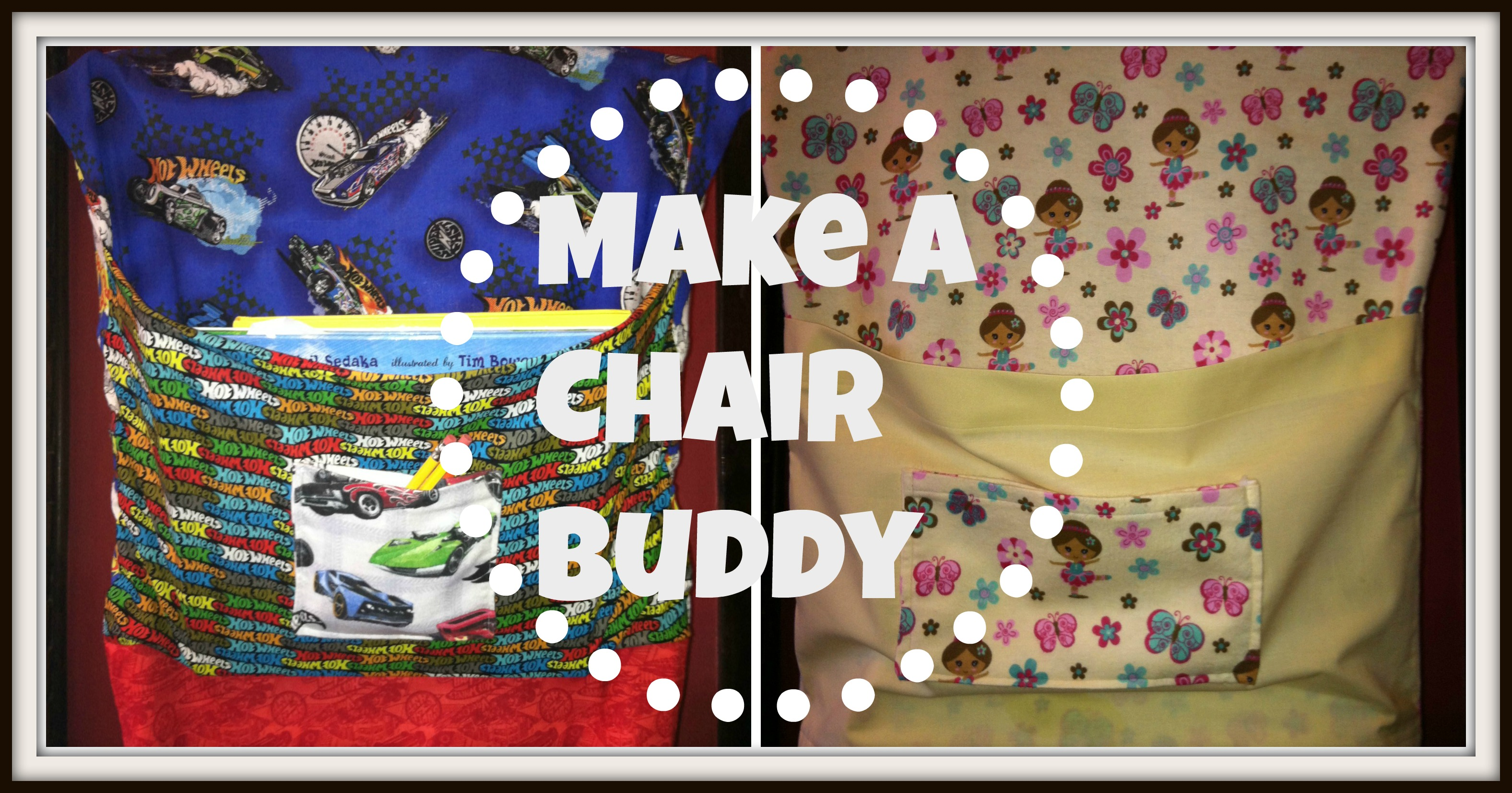 Chair Buddy Collage