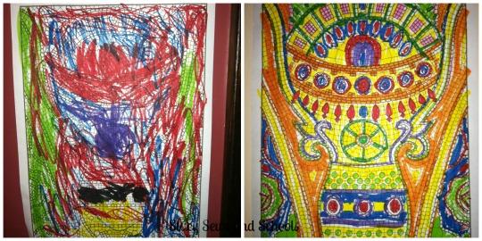 Collage Mosaics
