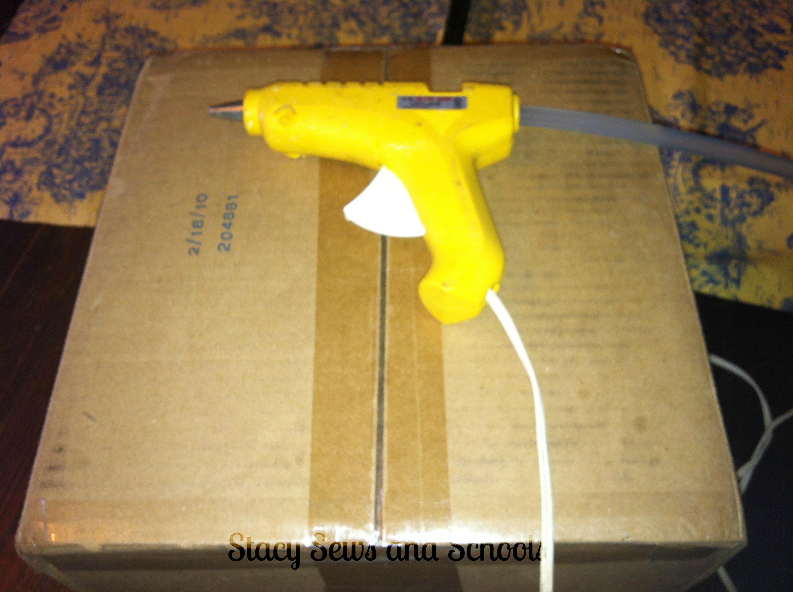 DIY cut storage box 023