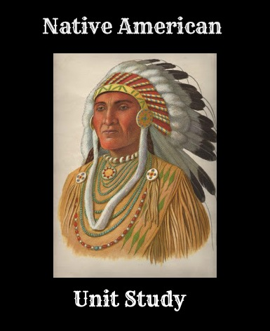 _Native American Unit Study graphic