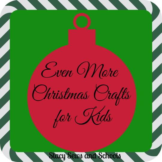 Even More Christmas Crafts for Kids