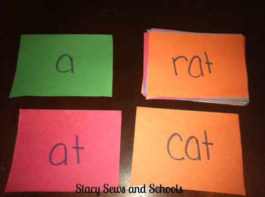 Word Family Activities 027