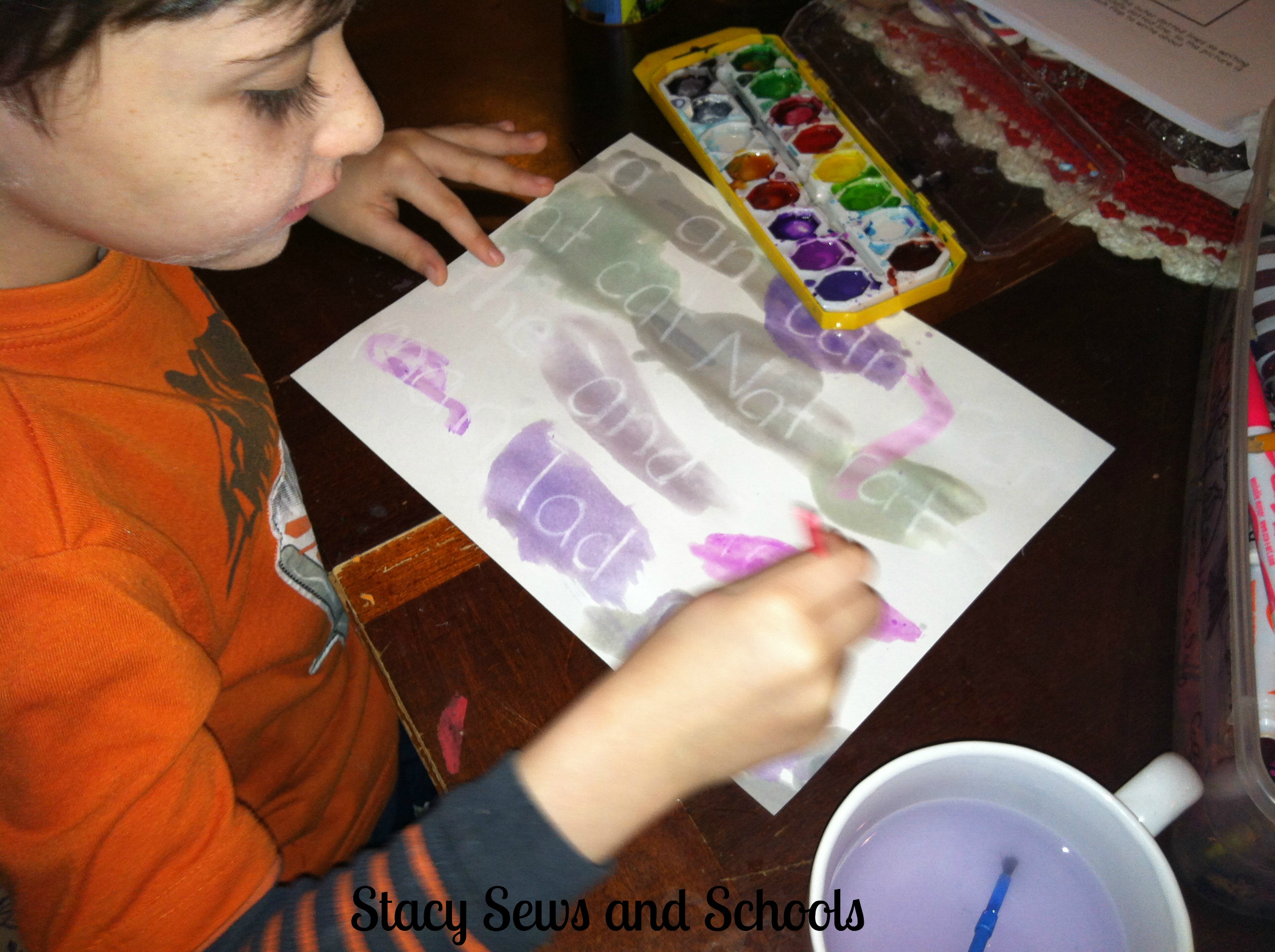 Word family activities 028