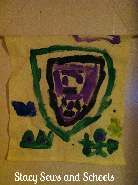 Medieval Tapestry 014