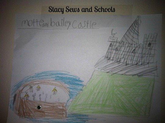 Motte and Bailey Castle 022