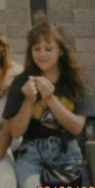 Pic of me at 15