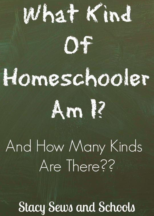 Type of Homeschooler