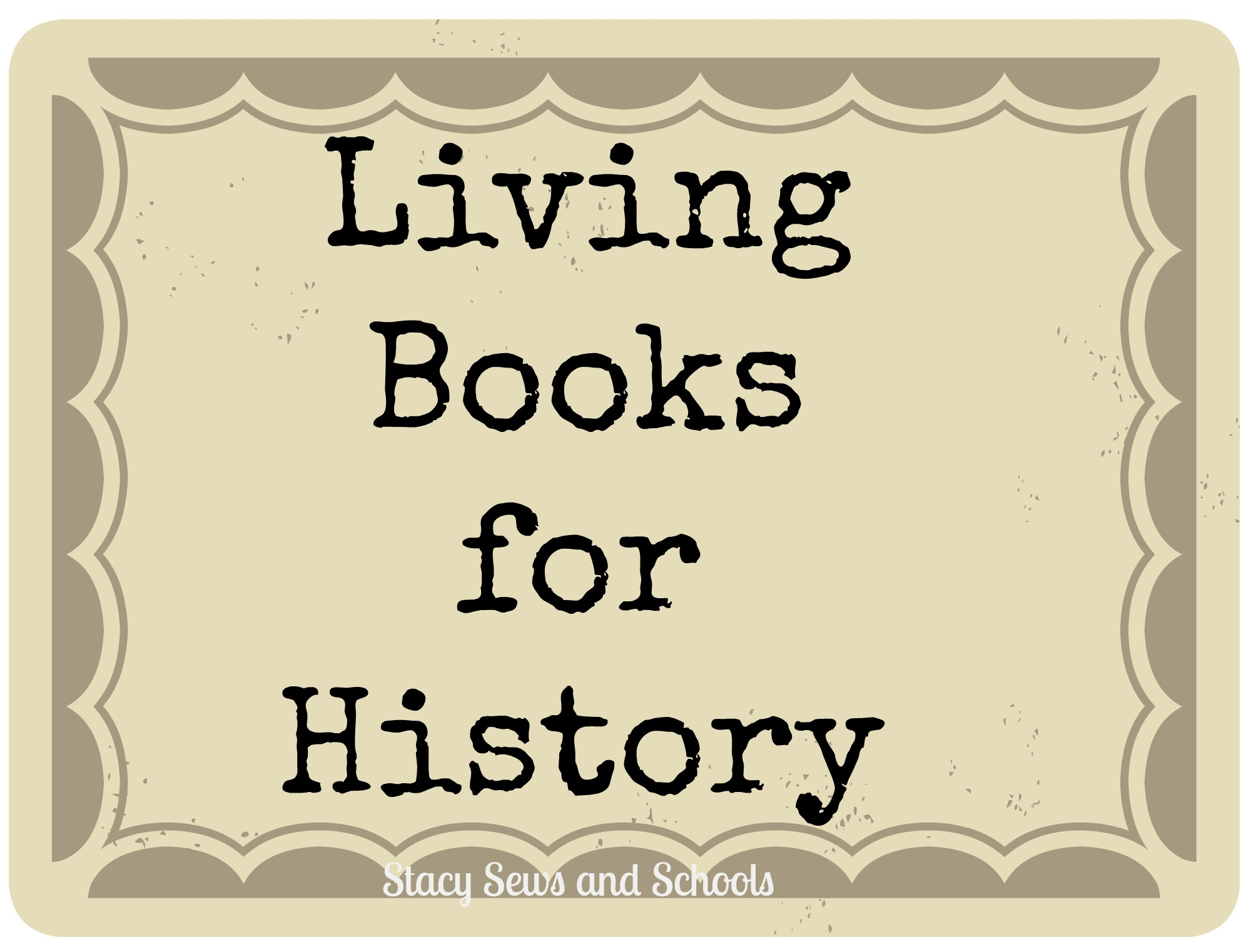 History Living Books