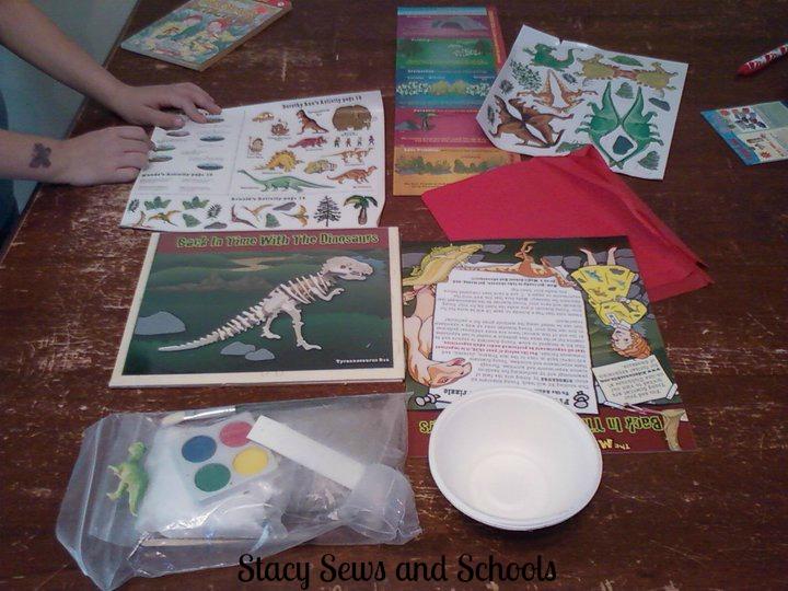 magic school bus dinosaurs 1