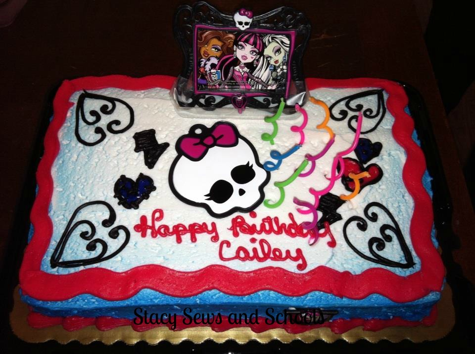 Cailey's Bday Cake