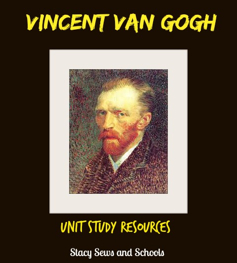 van Gogh Unit Study Resources